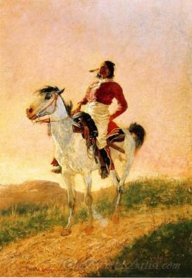 Modern Comanche