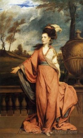 Jane Countess Of Harrington
