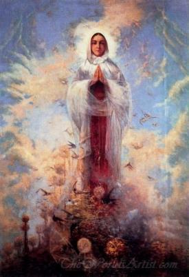 La Purisima Concepcion  (The Immaculate Conception)