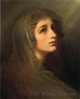 Lady Hamilton As A Vestal