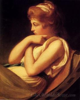 Serena In Contemplation