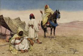 Nomades Du Desert  (Nomads Of The Desert)