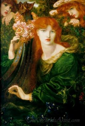 La Ghirlandata  (The Lady Of The Wreath)