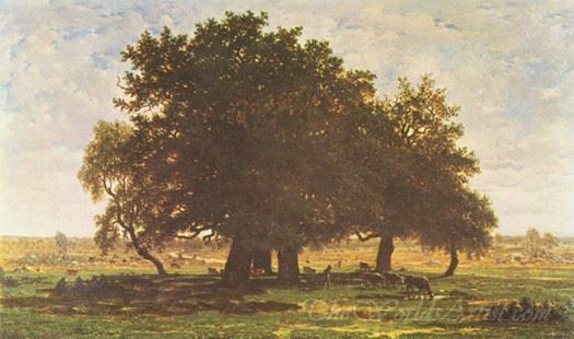 The Oaks Of Apremont
