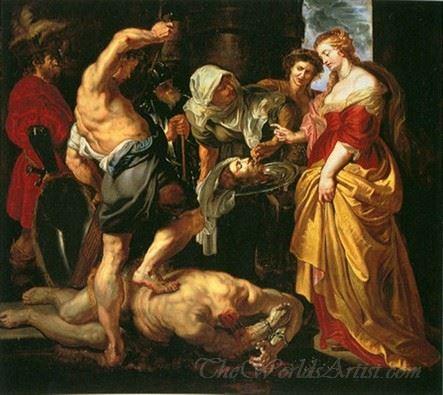 Beheading Of St John The Baptist