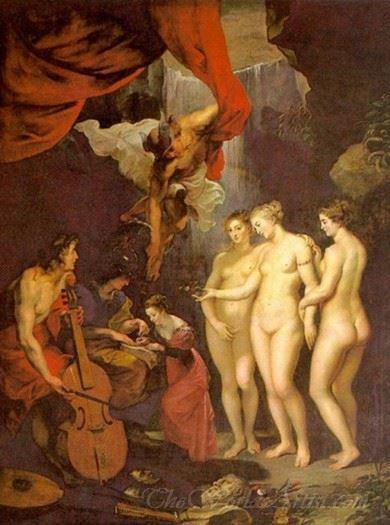 Education Of Marie De Medici