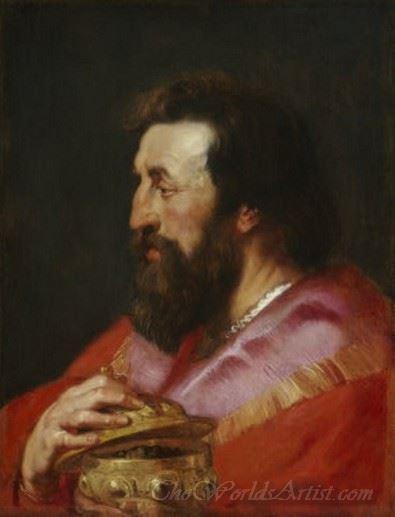 Melchior The Assyrian King