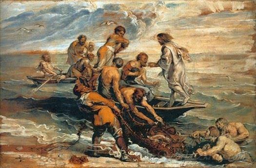 Miraculous Fishing