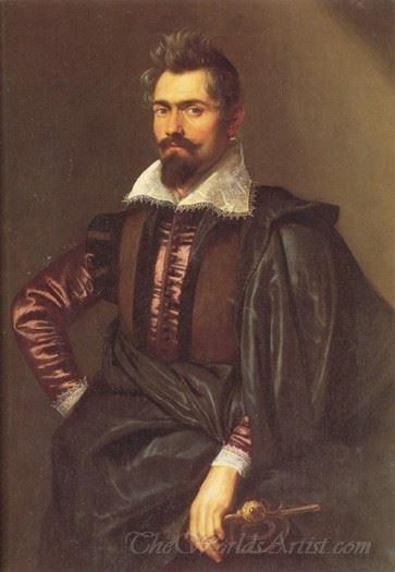 Portrait Of Gaspard Schoppins