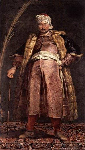 Portrait Of Nicolas De Respaigne