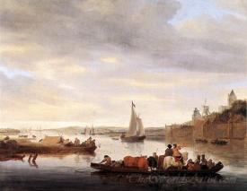 The Crossing At Nijmegen