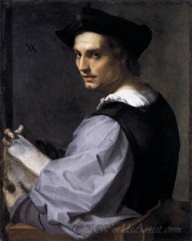 Portrait Of A Sculptor