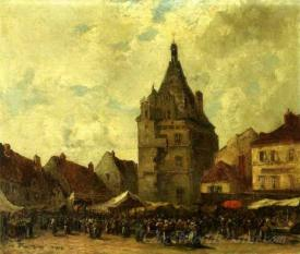 Market Day Dreux