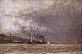 Thames At Greenwich