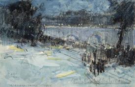 Along The Seine Paris