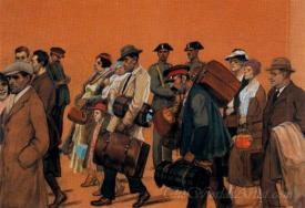 Viajeros  (Travellers)
