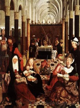 The Holy Kinship