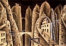 Ciudad Y Abismos  (City And Chasms)
