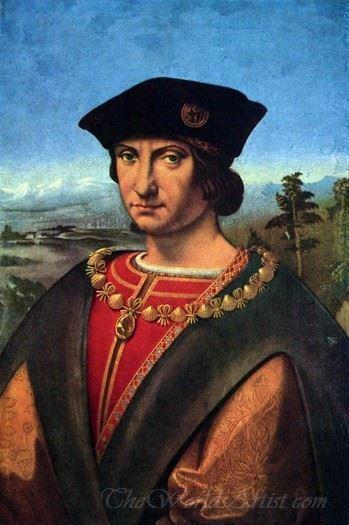 Portrait De Charles D Amboise