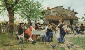 Osteria All Aperto  (Outdoor Tavern )