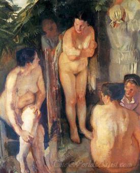 Le Bagnanti  (The Bathers)