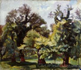 Nel Parco Di Villa Borghese  (In The Villa Borghese Park)
