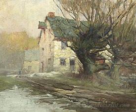 Mill At Carversville