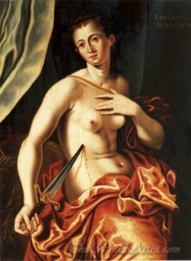 Death Of Lucretia