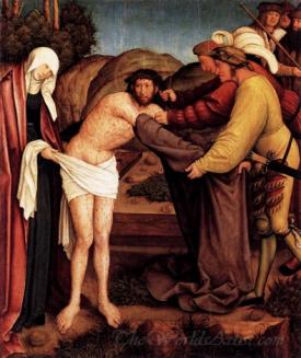 The Disrobing Of Christ