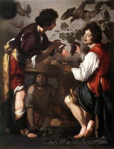 Joseph Telling His Dreams
