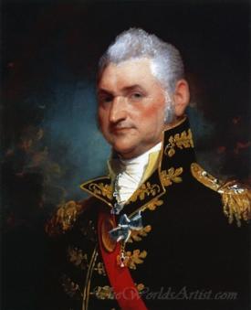 Major General Henry Dearborn