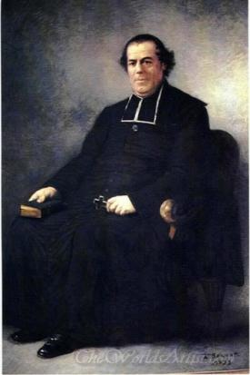 French Priest Bienvenu Noailles