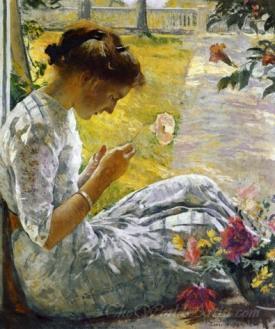 Mercie Cutting Flowers