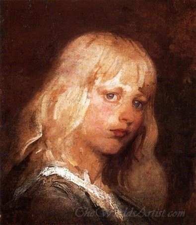Portrait Of Raphael Welles Pumpelly