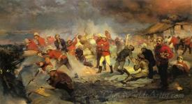 The Defence Of Rorkes Drift