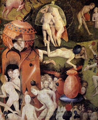 Triptych Of Garden Of Earthly Delights 05