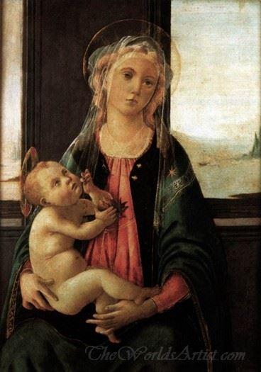 Madonna Of The Sea