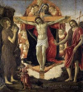 Holy Trinity Pala Della Convertite