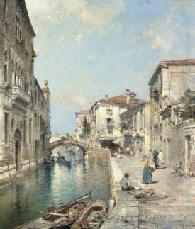 Rio Tiorado Venice