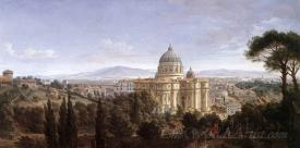The St Peters In Rome