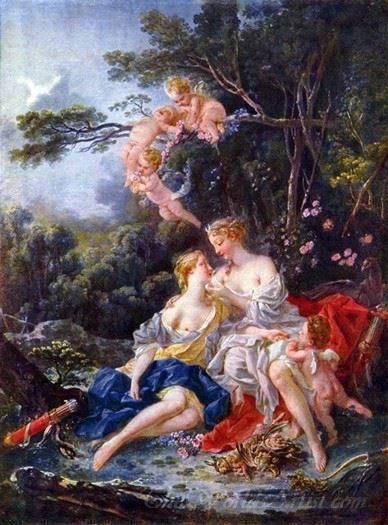Jupiter And Kallisto