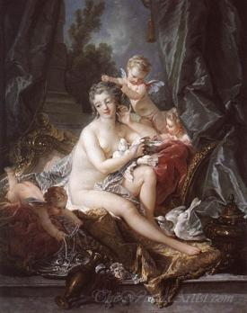 The Toilet Of Venus  (The Toilette Of Venus)