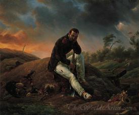 The Last Grenadier Of Waterloo