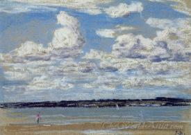 An Estuary In Brittany