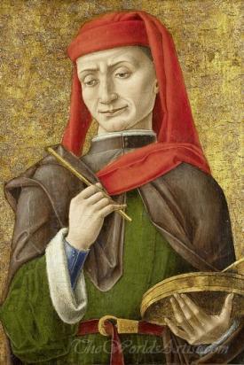 St Damian Of Cosmas