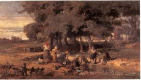 Women At The River
