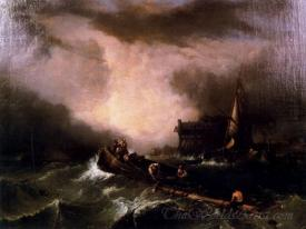 El Naufragio  (Shipwreck)