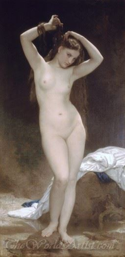 Baigneuse Bather