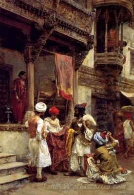 The Silk Merchants