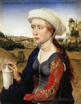 Braque Triptych Magdalene